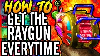 How to get the Ray Gun & Ray Gun Mark II EVERY time! ~ Any Zombies Game, @DavidVonderhaar (Joke)