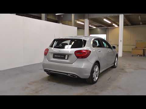 Mercedes-Benz A 180 Sport Executive Aut U27965