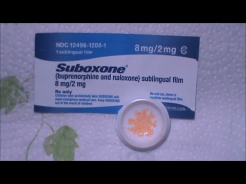 How To Get Off Suboxone PART 1: Strips