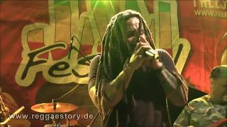 Ky-mani Marley - 1/4 - New Heights + ... - 30.07.2017 - Reggae Jam