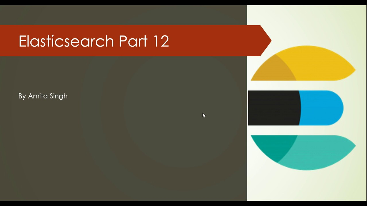 Index and mapping Creation Part 1 | Elasticsearch Tutorial for beginners |  Elk Stack