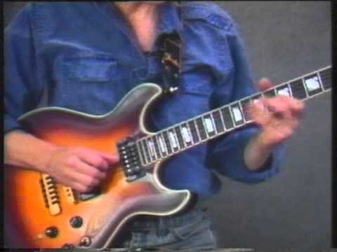 Guitar Lesson - Robben Ford - Playin' the blues (REH Complete)