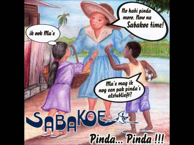 Sabakoe - Pinda... Pinda!!!