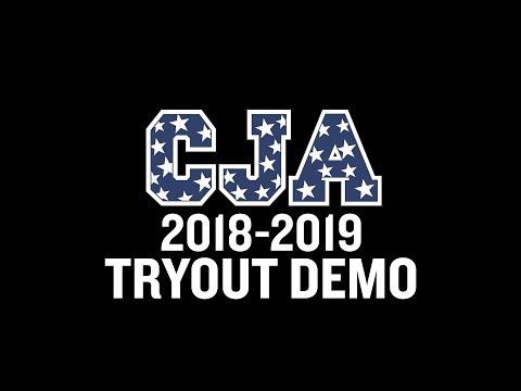 CJA 2018-2019 TRYOUT DEMO