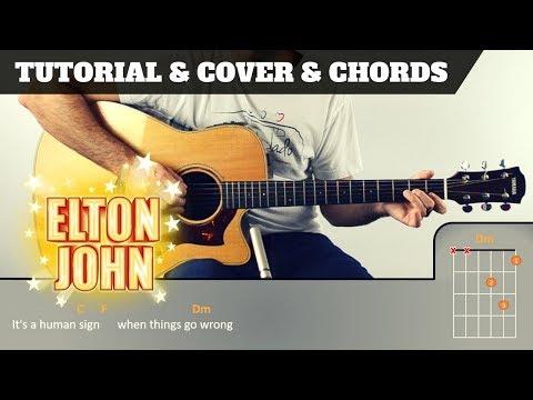Sacrifice Ukulele Chords Elton John Khmer Chords