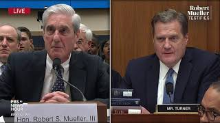 WATCH: Rep. Michael Turner's full questioning of Robert Mueller | Mueller testimony