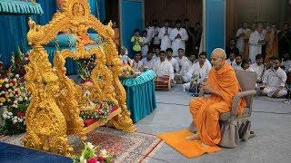 Janmashtami, Guruhari Darshan 3 September 2018, Ahmedabad, India