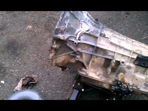 Ford f-350 tranny case cracked