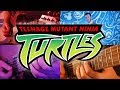 Teenage Mutant Ninja Turtles (2003) Theme on Guitar