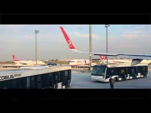 #1 STARTING THE ADVENTURE IN ISTANBUL - THAILAND TRAVEL