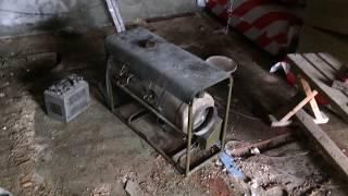 Супер обогреватель. Технологии военных СССР. Super heater. Military technology of the USSR.