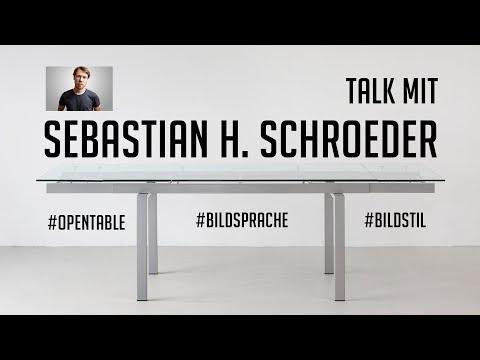 Bildstil und Bildsprache - Talk mit Sebastian H. Schröder
