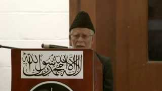 Jalsa Salana Belize 2015 - Speech by Maulana Abdul Sattar