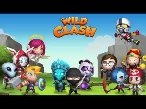 Wild Clash: Online Battle - Apps on Google Play