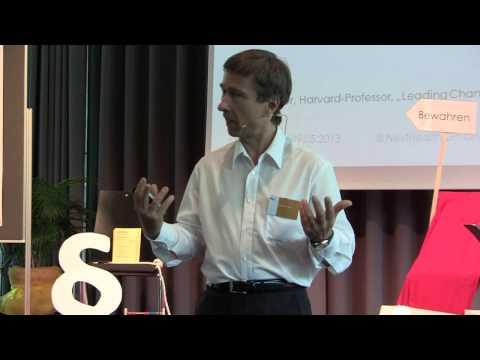 Change Management: John Kotter's acht Schritte der Veränderung