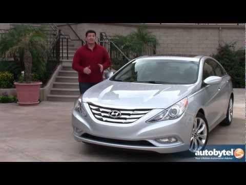 2012 Hyundai Sonata Test Drive & Car Review