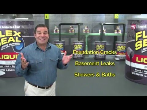 Flex Seal 174 Liquid Commercial With Airboat Full Flex