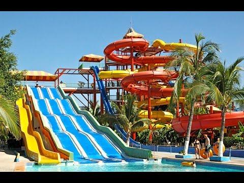 Dalğa Beach-Aqua Park Открытие
