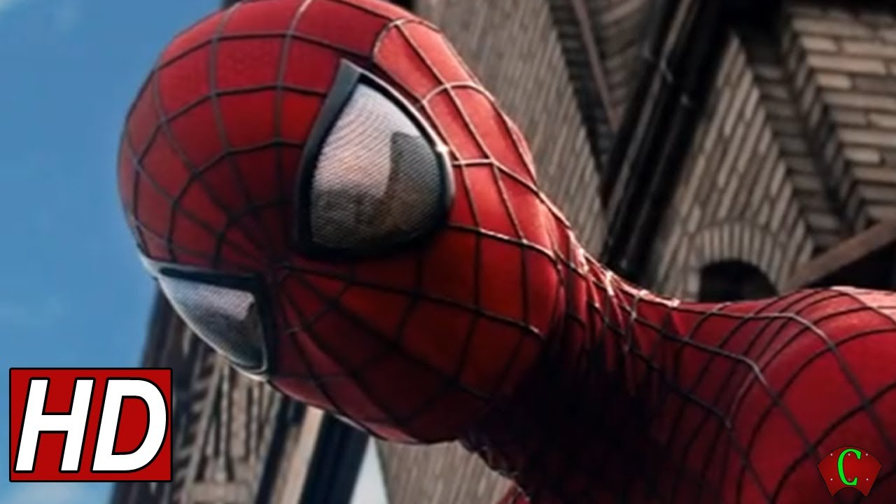 The Amazing Spider Man 2 Movie Trailer (Full HD) - YouTube