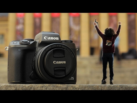 """Canon EOS M5 """"Real World Review"""""""