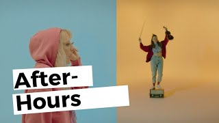 After-Hours. official music video. Mary Keey