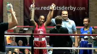 056 Ebony Lofton v Lillian Winston 141Lb. Female Master