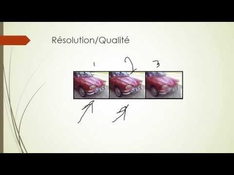Cours : Post Production Vidéo.Image numérique