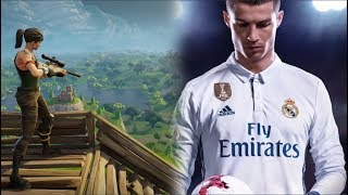 10 THINGS FORTNITE DOES BETTER THAN FIFA!