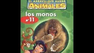 El maravilloso mundo de los animales de Disney: Los monos