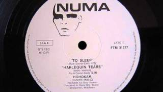 "HOHOKAM   "" To Sleep ""    12"""