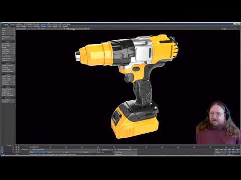 LightWave Users Group with Deuce Bennett 2