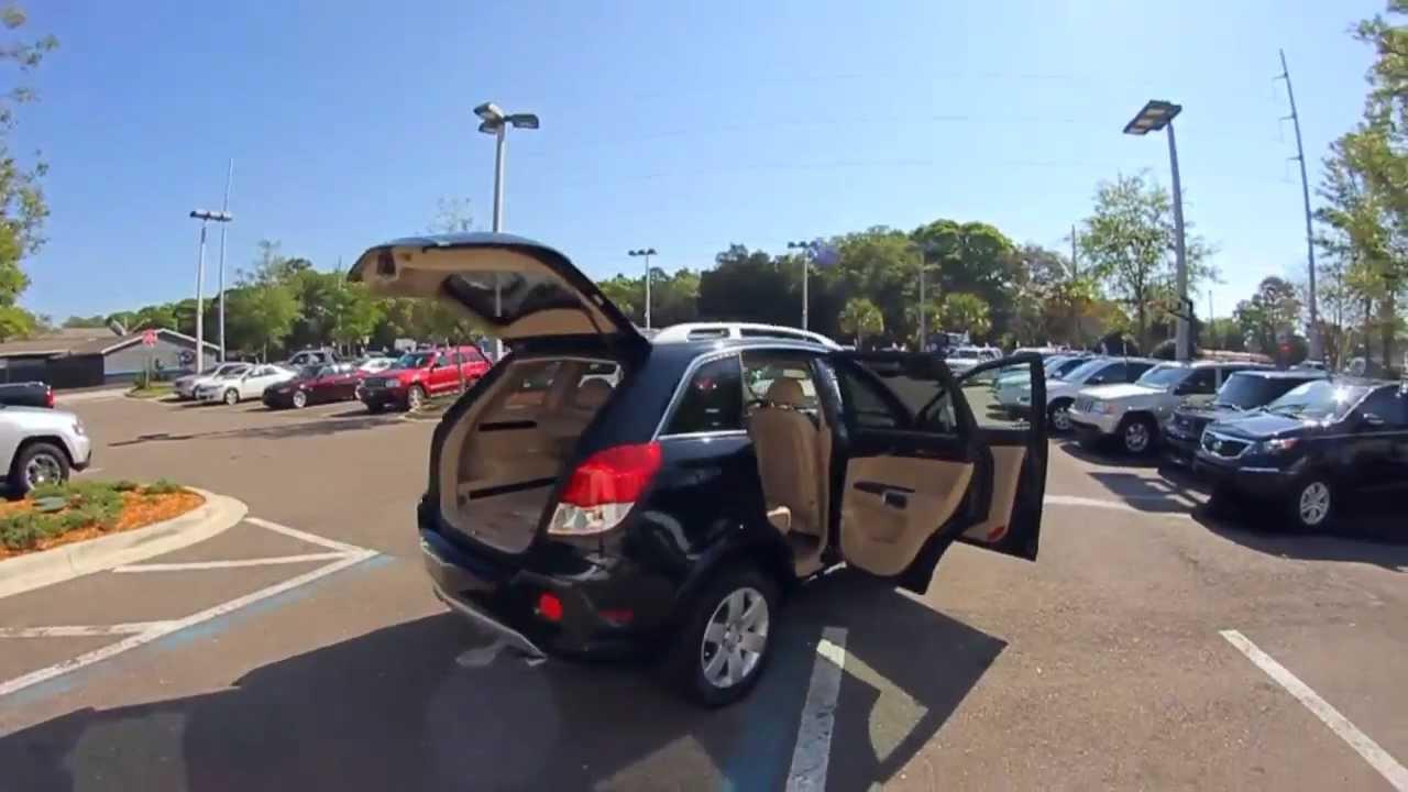 Autoline S 2009 Saturn Vue Xr Walk Around Review Test Drive