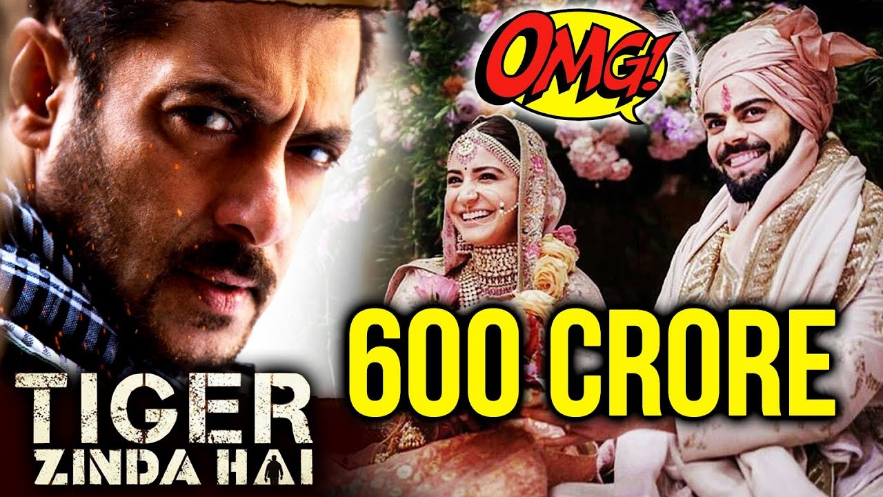 salman tiger zinda hai advance booking in uk begins virat anushka to earn 600 crore after marriage