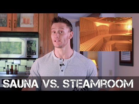 Boost Metabolism: Steamroom vs. Sauna  Which is Better?  Thomas DeLauer