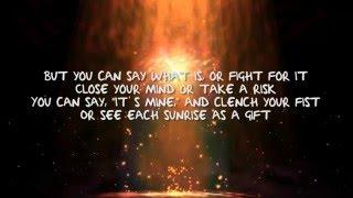 Coldplay - Up&Up (Lyrics Video)