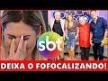 Triste: Apos Mamma Bruschetta, Livia Andrade diz que mais um deixa o Fofocalizando do SBT