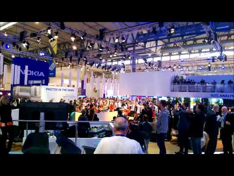 Nokia's sudden break into karaoke at Mobile World Congress