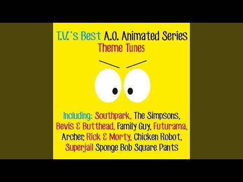 Robot Chicken (Main Title Theme)