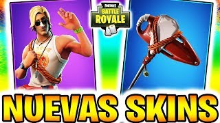 🔴 'NEW EPIC SKIN' DE SOCORRISTA!! ET LE JEU PATIO 720 VICTOIRES! - FORTNITE Bataille Royale