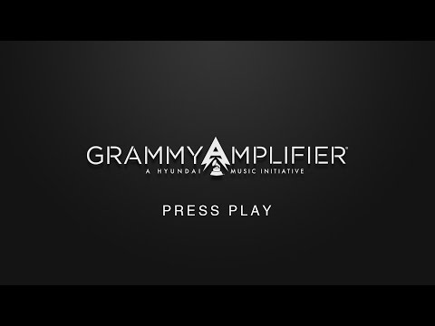 GRAMMY Amplifier w/LV The Voice #GetAmplified