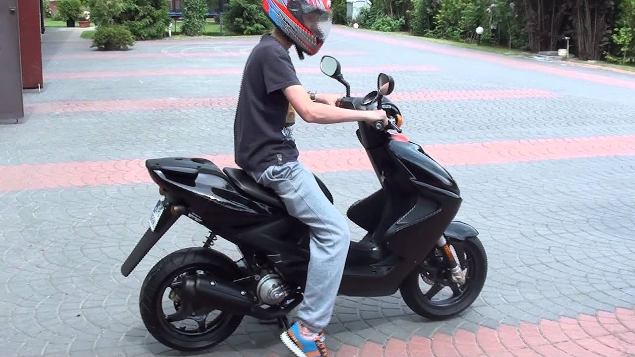 Yamaha Aerox R Cc