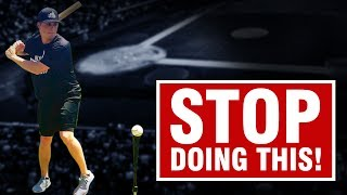 Most Common Baseball Hitting Load Mistakes (AVOID THESE!)