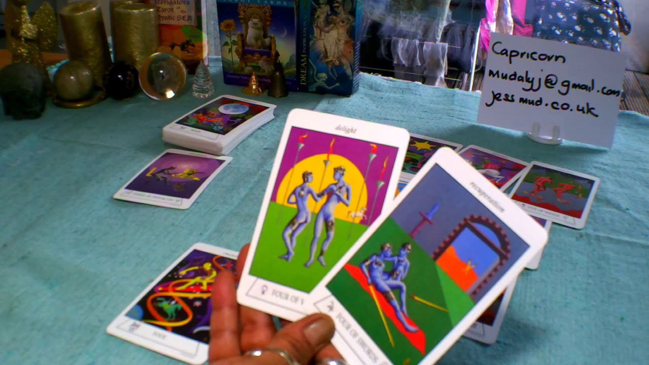 capricorn weekly 11 to 17 tarot reading