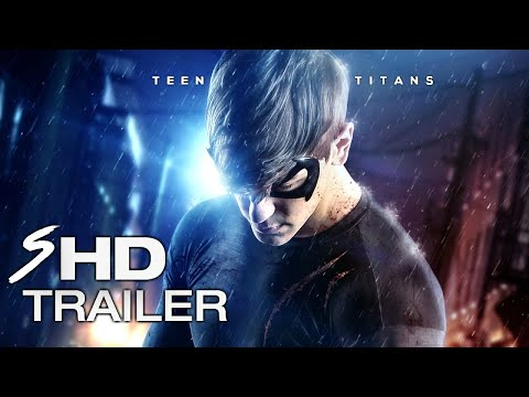 TEEN TITANS (2020) - Theatrical Trailer Concept HOLLAND RODEN, RAY FISHER (Fan Made)