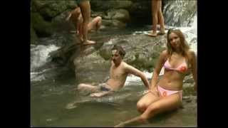 видео Водопад Джур-Джур.