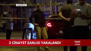 Gaziantep 39 te Otopark Kavgası 3 Ölü 5 Yaralı