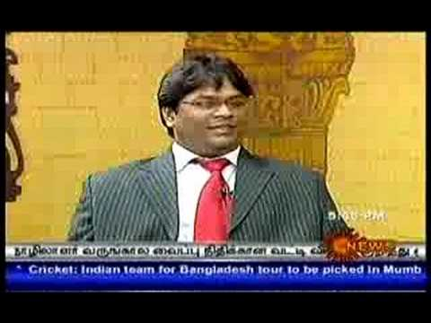 Jaiganesh - Sun Tv Interview Part 2
