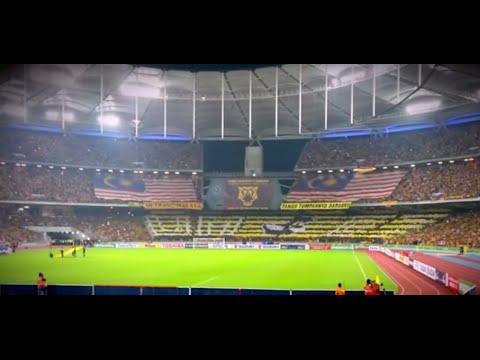 2014 AFF Cup Final : 2 Leg :M'siaVsThai..AYUH..AYUH!!...AYUH MALAYSIAKU...TIFO BY ULTRASMALAYA..