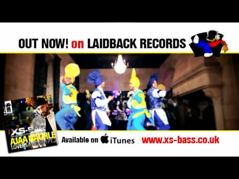 OUT NOW! 'AJAA NACHLE' by XS-BASS (TV advert)