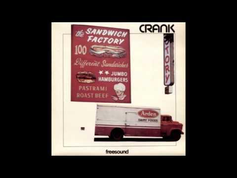 Crank (J. Devenais) - Gain Reduction [France, Library] (1974)